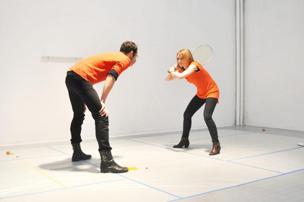 OPJ Cyganek et Julie Poulain,L'œuf, 2012