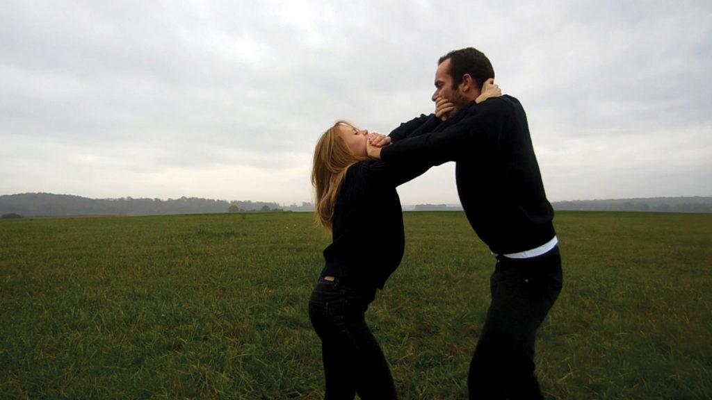 OPJ Cyganek et Julie Poulain, Je-u, 2014