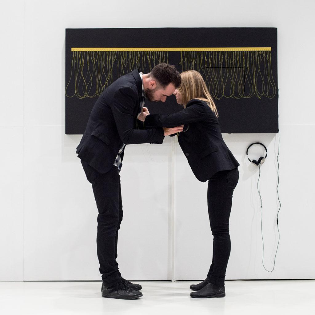 OPJ Cyganek et Julie Poulain, Les hameçons, 2017
